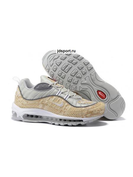 Supreme x Nike Air Max 98 «Snakeskin»