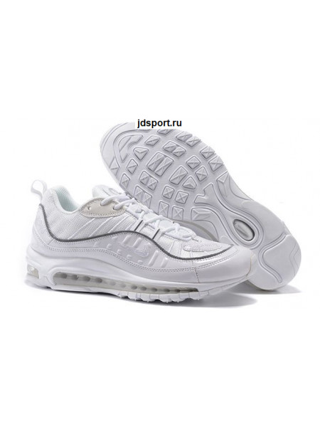Supreme x Nike Air Max 98 (White)