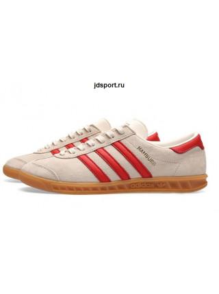 Adidas Hamburg Vienna (white/red)