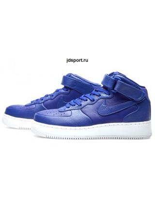 Nike Lab Air Force 1 Mid (Dark Blue)