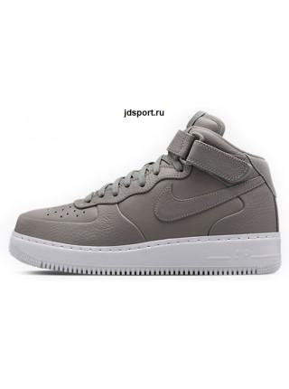 Nike Lab Air Force 1 Mid (Grey)