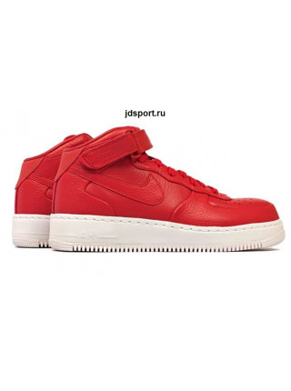 Nike Lab Air Force 1 Mid (Red)