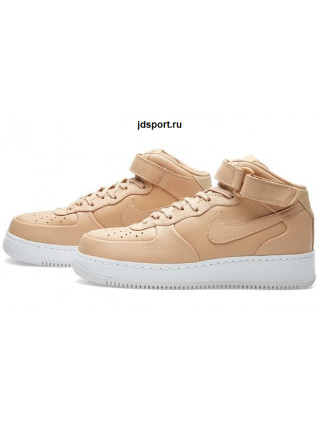 Nike Lab Air Force 1 Mid (Vachetta Tan)