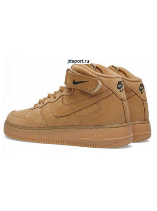 Nike Air Force 1 High (Brown)
