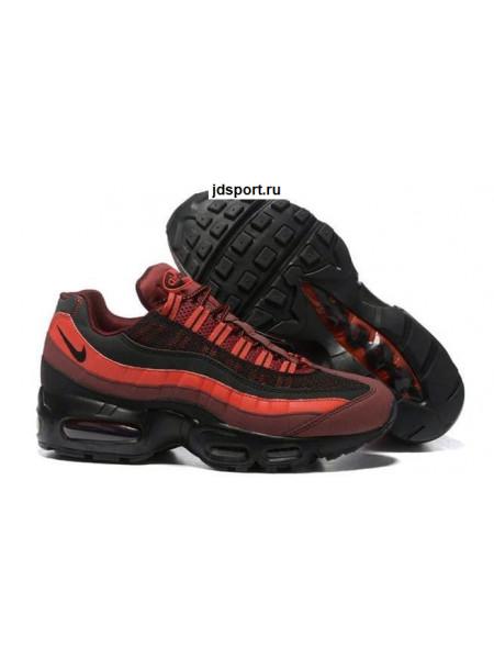 """Nike Air Max 95 """"Premium"""" (Red/Black)"""
