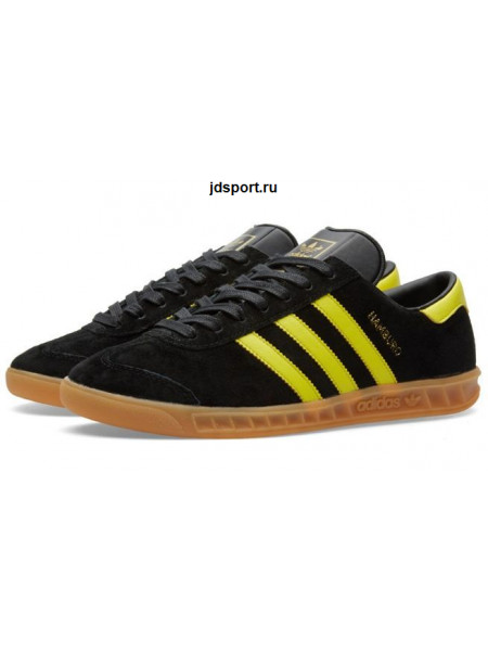 Adidas Hamburg (black/yellow)