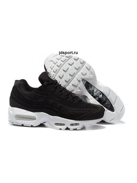 Nike Air Max 95 x Stussy (Black/White)