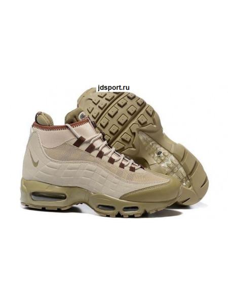 """Nike Air Max 95 """"Sneakerboot"""" (Matte Olive/Khaki)"""