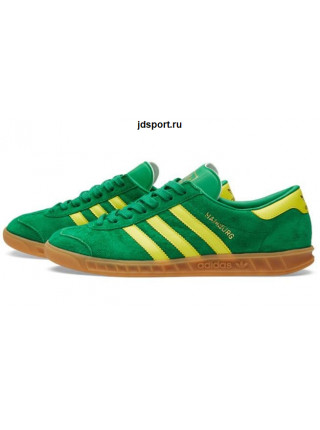 Adidas Hamburg (Green/Yellow)