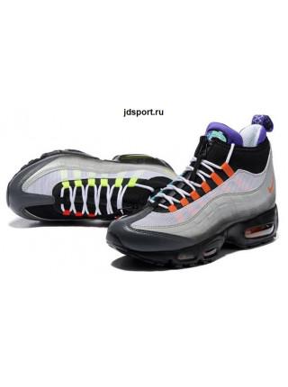 """Nike Air Max 95 """"Sneakerboot"""" (Grey)"""