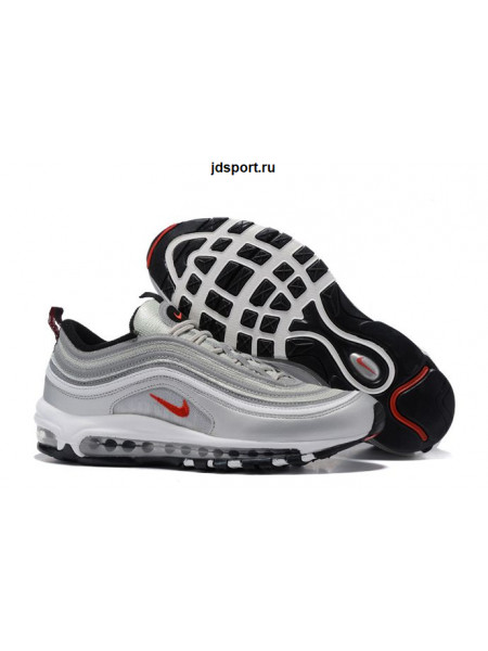 Nike Air Max 97 (Metallic Silver)