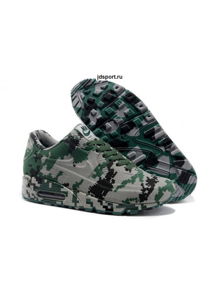 "Nike Air Max 90 VT ""CAMO Military"" (Camouflage Green)"
