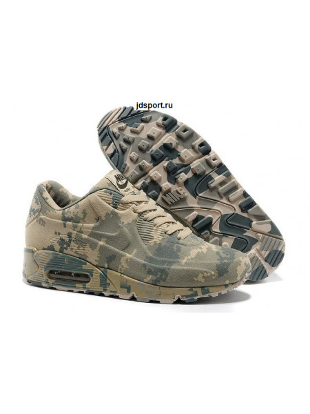 "Nike Air Max 90 VT ""CAMO Military"" (Camouflage Yellow)"