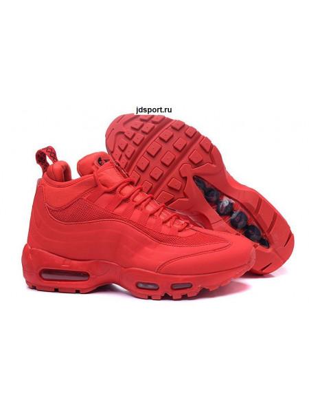 "Nike Air Max 95 ""Sneakerboot"" (Red)"