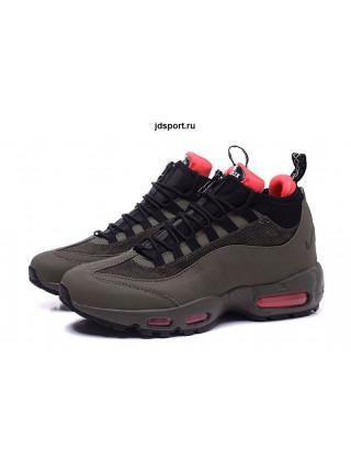 """Nike Air Max 95 """"Sneakerboot"""" (Khaki)"""