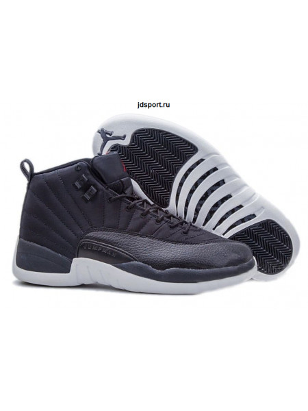 "Air Jordan 12 Retro ""Waterproof Nylon"""