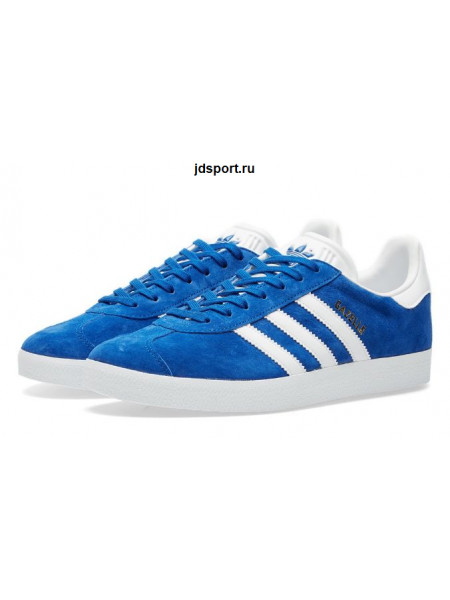 Adidas Gazelle (Blue/White)