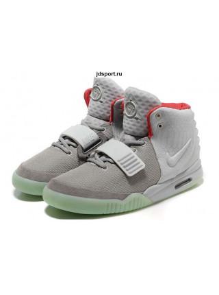 Nike Air Yeezy 2 by Kenye West (Grey)