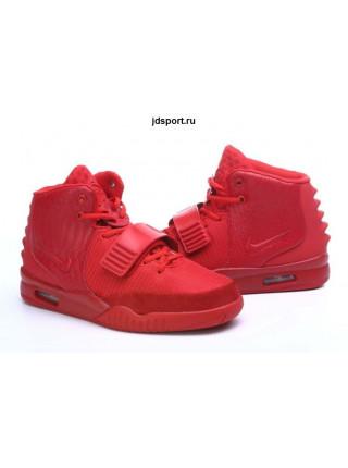 Nike Air Yeezy 2 by Kenye West (Red)