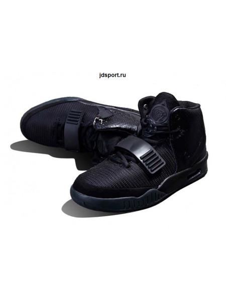 "Nike Air Yeezy 2 by Kenye West ""Blackout"""