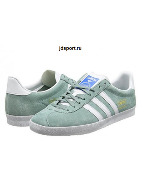 Adidas Gazelle Womens (Mint)