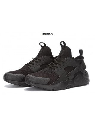 "Nike Air Huarache ""Ultra BR"" (Triple Black)"