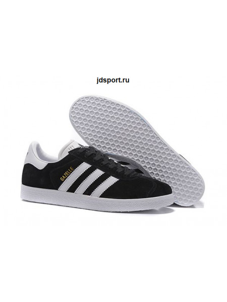 Adidas Gazelle (Black/White)