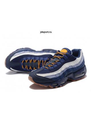 Nike Air Max 95 Premium (Blue/White)