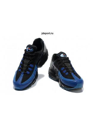 "Nike Air Max 95 LJ QS ""Lebron Game Time"" (Blue/Black)"