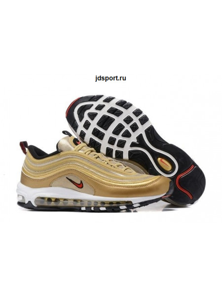 Nike Air Max 97 (Metallic Gold)