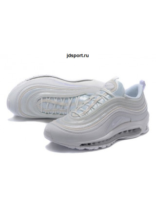 Nike Air Max 97 (All White)