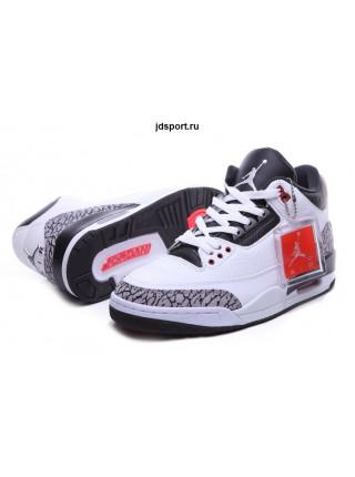 Air Jordan 3 Retro (White/Black)