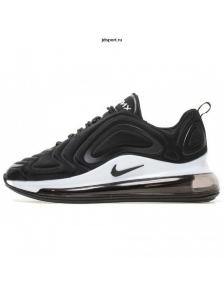 Nike Air Max 720 Black-White