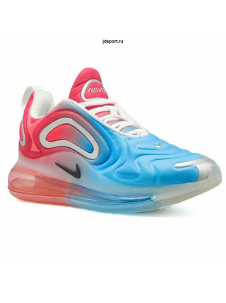 КРОССОВКИ NIKE AIR MAX 720 BLUE PINK SILVER