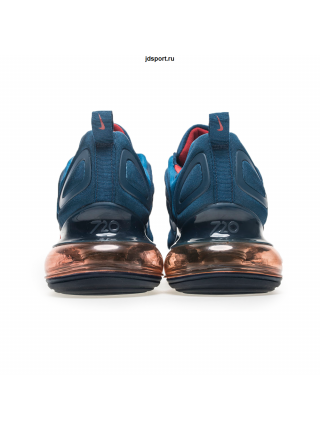 Кроссовки Nike Air Max 720 Blue/Red
