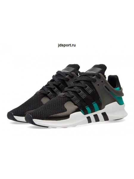 "Adidas EQT Support ""ADV"" (Black/Green/White)"