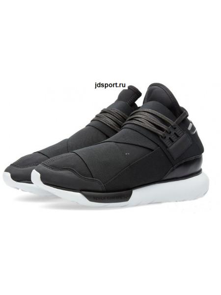Adidas Y-3 Qasa High (black/white)