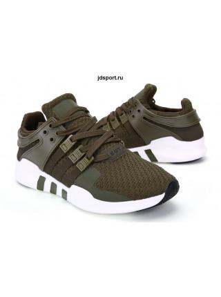"""Adidas EQT Support """"ADV"""" (Khaki Green/White)"""
