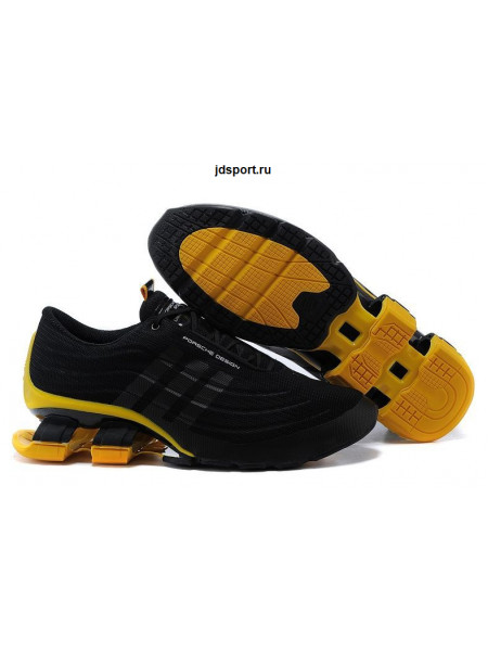 Adidas Porsche Design P5000 S4 (Black/Yellow)