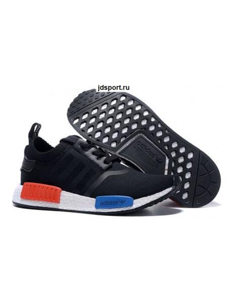 Adidas NMD Runner (black/white)