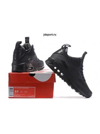 Nike Air Max 90 Mid (Black)