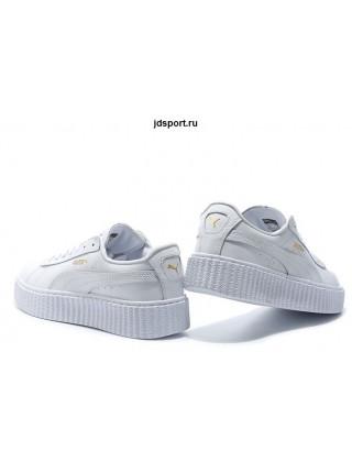 Puma by Rihanna Creeper Leather (White)