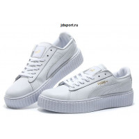 Puma by Rihanna Creeper Leather (White)
