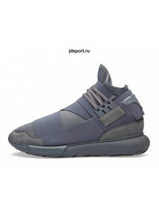 Adidas Y-3 Qasa Racer High (Vista Grey)
