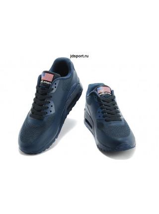 Nike Air Max 90 Hyperfuse USA (Blue)