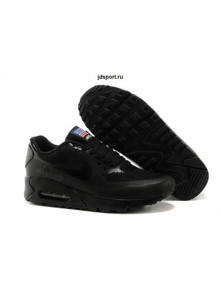 Nike Air Max 90 Hyperfuse USA (Black)