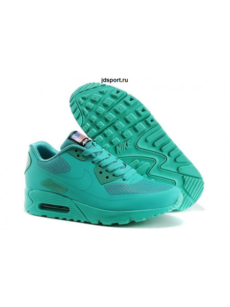 Nike Air Max 90 Hyperfuse USA (Turquoise)