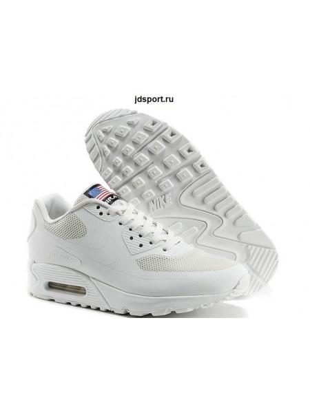 Nike Air Max 90 Hyperfuse USA (White)