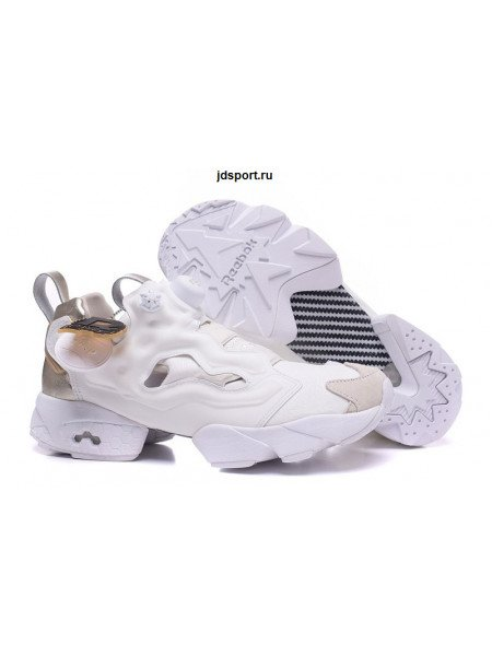 Reebok Insta Pump PM (Chalk/White/Gold)