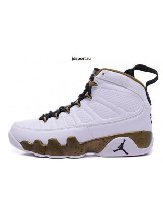 "Air Jordan 9 Retro ""Copper Statue"""
